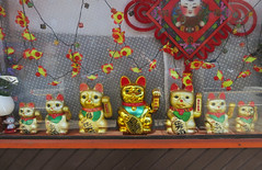 Lucky Cats (317 of 365) (Rad_TV) Tags: manekineko luckycat project365