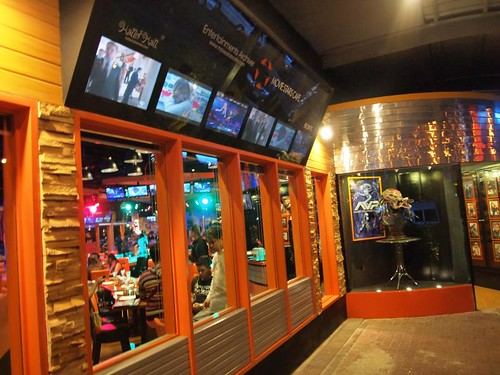 Movie Stars Cafe - SM MOA pics by Azrael Coladilla