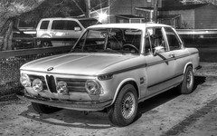 """BMW 2002 Night HDR • <a style=""""font-size:0.8em;"""" href=""""http://www.flickr.com/photos/94454204@N08/8592409172/"""" target=""""_blank"""">View on Flickr</a>"""