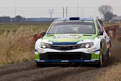 130316 26 Tank S Rally _ omgeving Zalk _ Rene Kuipers en Erwin Mombaerts _ Subaru WRC S14 (homestee) Tags: en de tank rally rene s wrc subaru erwin omgeving ferm s14 zui kuipers zalk mombaerts ipatec koningh