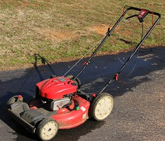 5014. Push Mower, Troybilt