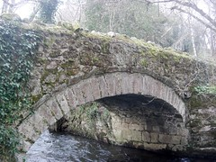 Parke Bridge Bovey Tracey South Devon (Bridgemarker Tim) Tags: tracks rivers paths roads dartmoor parke boveytracey lustleigh devonbridges