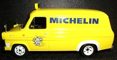Altaya Ford Transit MK1 Michelin tyre van 1/43rd scale. (Ledlon89) Tags: ford michelin fordtransit scalemodels diecastcars scaleddown transitvan diecastmodels altaya britishvans