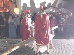 Pasin de Cristo en Carabaa (Zarzalejostraat) Tags: madrid santa semana tradicin pasin carabaa uploaded:by=flickrmobile flickriosapp:filter=nofilter