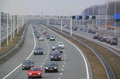 A2 Utrecht-9 (European Roads) Tags: 2 netherlands wall highway utrecht freeway a2 superhighway the rw2 autosnelweg rijksweg