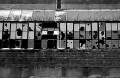 Wilson & Stafford Hat Makers, Atherstone (Just Ard) Tags: building brick glass architecture nikon factory brokenglass derelict dereliction nikon1870mm afsdxnikkor1870mmf3545gifed atherstone nikon1870mmf3545afsdx d7000 nikond7000 justard