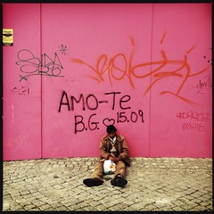 pinkLoveProject (.maique.) Tags: pink love portugal lisboa lisbon iphone loveproject iphone5 hipstamatic uploaded:by=flickrmobile flickriosapp:filter=nofilter skinnyjrjr