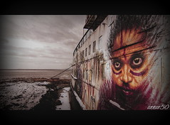 Dale Grimshaw (annar_50) Tags: art abandoned ferry boat rust ship dale decay urbandecay duke urbanart lancaster weathered grimshaw flintshire urbex northwales mostyn dukeoflancaster fatheat blackduke blackdukeproject