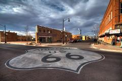 Route 66, Winslow, Arizona (ap0013) Tags: arizona corner route66 az 66 route winslow winslowarizona standin winslowaz