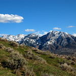 Mt. Olympus in early April (1 of 2) thumbnail