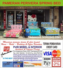 PURI PERIVERA IN STORE PROMO (2) (PURI SPRING BED CENTER) Tags: hello bird florence spring bed teddy furniture hellokitty interior central champion spiderman kitty mickey romance bee american elite koala pooh teddybear angry headboard mickeymouse winniethepooh simmons minniemouse serta 3in1 per 2in1 mattress quantum divan alga puri busa tomjerry sealy superland dreamline pegas slumberland kasur bigland springbed dipan dunlopillo angrybirds mebel harmonis shawnthesheep everdream kingkoil enzel airland springair bigpoint comforta protectabed sandaran therapedic guhdo kasurbusa purifurniture kasurper comfortaspringbed ladyamericana perivera periveraspringbed