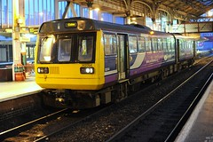 142094 Preston Station 11.4.13. (Blackburns Railway Scene) Tags: noddingdonkeys heatonparkallocatedpacers northerndmus