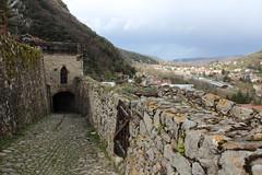Entrada del Castell de Foix