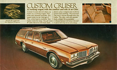 1979 Oldsmobile Custom Cruiser Station Wagon (coconv) Tags: pictures auto old classic cars car station vintage magazine ads advertising wagon cards photo flyer automobile post image photos antique postcard ad picture images advertisement vehicles photographs card photograph postcards vehicle autos collectible custom collectors brochure 1979 cruiser automobiles olds oldsmobile 79 dealer prestige