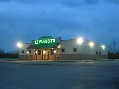 El Pueblito (jimmywayne) Tags: restaurant mexican kansas chanute elpueblito neoshocounty