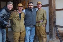 North Korean Film Set (Joseph A Ferris III) Tags: japan movie soldier actor northkorea filmset pyonayng minipyonayngfolkpark
