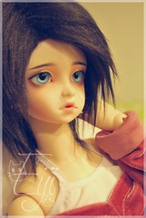 Everpurple Ches-a (brujitadrea) Tags: make jin sd bjd limited adoption msd chesa yosd everpurple dollfieclothes monstrodesigns