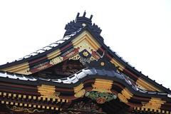 Japanese religious architecture / () (TANAKA Juuyoh ()) Tags: architecture religious temple japanese design high exterior hires resolution 5d hi saitama res markii  kumagaya               menumashoudenzan