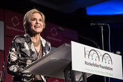 Judith Rodin at the 2013 Global Philanthropy Forum