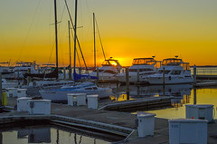 Sunset over Jacksonville's Epping Forest Yacht Club (Fifth World Art) Tags: florida jacksonville stjohnsriver eppingforestyachtclub