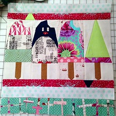 should i add this little border to the bottom? (kcalgary) Tags: square sewing swap squareformat patchwork popsicle paperpiecing pinkpenguin iphoneography instagramapp uploaded:by=instagram flqs katrinahertzer khcalgary