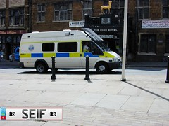 Ford transit wellingborough 2007 (seifracing) Tags: uk light england rescue london ford fire mercedes scotland europe force traffic britain north transport police vehicles nhs british emergency polizei bomberos policia recovery brigade 2007 polis polizia ecosse policie lfb seifracing