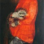 "<b>Boy with Cat</b><br/> Lasanksy, #235, Etching, Print<a href=""http://farm9.static.flickr.com/8105/8655649588_2514d1065c_o.jpg"" title=""High res"">∝</a>"