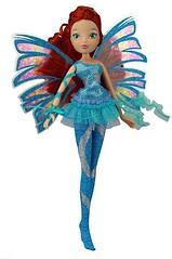 Bloom Sirenix Fairy (Fashion-Zambara) Tags: stella club season toys flora doll 5 fairy bloom layla fe musa witty aisha giochi saison poupe teca winx preziosi 2013 sirenix