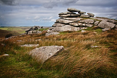 Last of Summer on Bodmin Moor (Dave Hilditch Photography) Tags: landscapes rocks cornwall granite moors shining bodminmoor cheesewring rockpaper pastfeaturedwinner exoticimage pinnaclephotography rockpaperexcellence