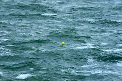 Ditched at sea... (SteveJM2009) Tags: uk sea colour balloons coast waves balloon floating windy gale foam dorset april rough 88 swanage stevemaskell durlston 2013 anvilpoint 113in2013