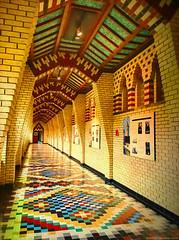 Couloir de l'abbaye
