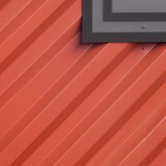 you never know what's around the corner (msdonnalee) Tags: minimalism minimalismo minimalisme orange diagonal abstract abstrait abstrakt astratto