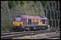No 67016 15th July 2016 Sheffield (Ian Sharman 1963) Tags: no 15th july 2016 sheffield class diesel station engine railway rail railways train trains loco locomotive passenger 67 67016 skip ews english welsh scottish