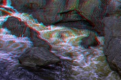 Rock & Cataract 3-D ::: HDR/Raw Anaglyph Stereoscopy (Stereotron) Tags: north america canada province ontario waterfall cascade cataract falls river creek forest woods outback backcountry stone rocks water outdoors anaglyph anaglyph3d redcyan redgreen optimized anaglyphic anabuilder 3d 3dphoto 3dstereo 3rddimension spatial stereo stereo3d stereophoto stereophotography stereoscopic stereoscopy stereotron threedimensional stereoview stereophotomaker stereophotograph 3dpicture 3dglasses 3dimage twin canon eos 550d yongnuo radio transmitter remote control synchron in synch kitlens 1855mm tonemapping hdr hdri raw cr2