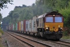 66009 Sutton Park (Paul Baxter 362) Tags: class66 66009 ews dbschenker dbcargo dbs dbc suttonparkline suttonpark