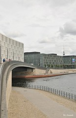 Hugo-Preu-Brcke (Simpel1) Tags: germany berlin mitte nikon nikond300 hauptbahnhof 2016 hugopreusbrcke spree