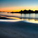 Sunset made in Bretagne close to Saint Malo