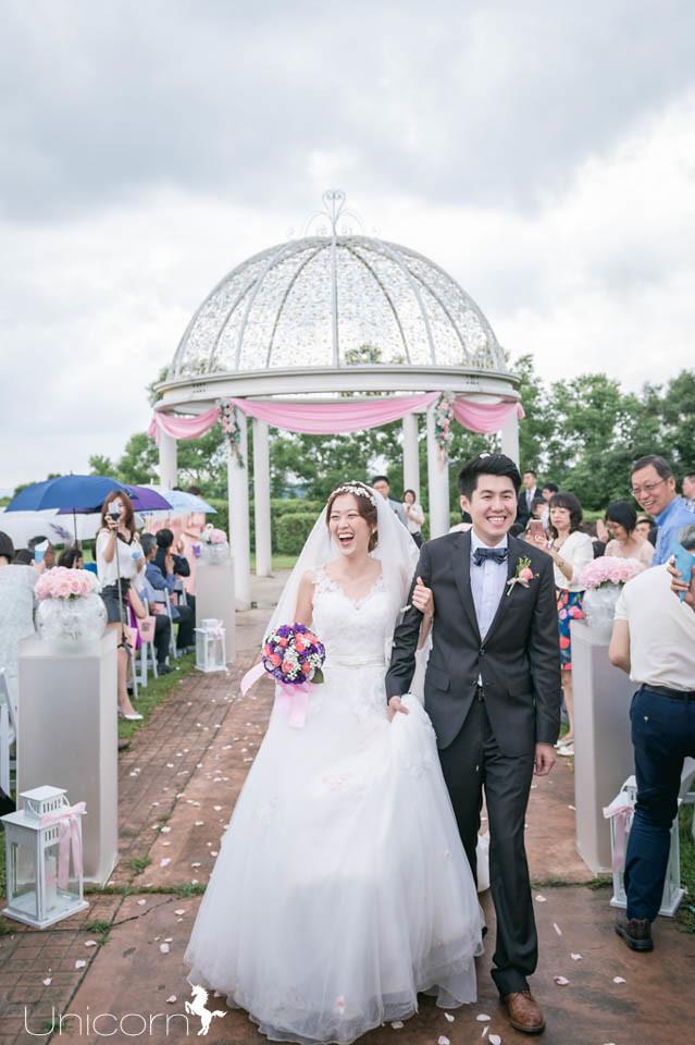 《婚攝》詠喬 & 鄭融 / 心之芳庭