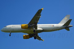 Vueling Airlines EC-HHA Airbus A320-214 cn/1221 @ LFPO / ORY 23-04-2015 (Nabil Molinari Photography) Tags: vueling airlines echha airbus a320214 cn1221 lfpo ory 23042015