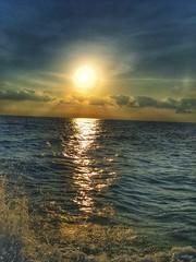 Esto no es La Mancha  Cabo de Palos, Murcia (bsevillanom) Tags: sumergido natur sol spain murcia sunset nature mediterrneo water sea mar