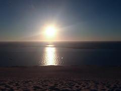 Sunset in Arcachon (macpeloup) Tags: dusk anochecer crpuscule ciels sunset oceanoatlantico atlanticocean crpuscule