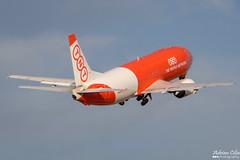 TNT --- Boeing 737-400F --- OE-IAF (Drinu C) Tags: adrianciliaphotography sony dsc hx100v mla lmml plane aircraft aviation 737 tnt boeing 737400f oeiaf cargo freighter