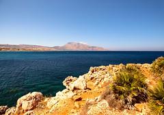 The Blue Sea (Francesco Impellizzeri) Tags: landscape trapani sicilia seascape ngc