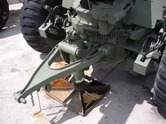 "US 155mm M1A1 Howitzer 3 • <a style=""font-size:0.8em;"" href=""http://www.flickr.com/photos/81723459@N04/29148804225/"" target=""_blank"">View on Flickr</a>"