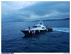 Singapour - Harbourfront (olivierzeworld) Tags: singapour asie 2015 2016 expat harbourfront bateau police