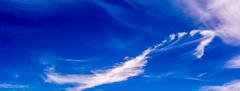 Spinning Aloft (johnjmurphyiii) Tags: 06416 clouds connecticut cromwell kmart originalnef sky summer tamron18270 usa cirrus johnjmurphyiii cloudsstormssunsetssunrises cloudscape weather nature cloud watching photography photographic photos day theme light dramatic outdoor color colour