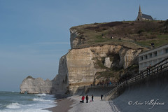 FRANCE - Normandie - Etretat (Asier Villafranca (www.asiervillafranca.com)) Tags: tretat normandie francia