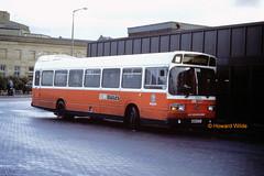 G M Buses 202 (ABA 27T) (SelmerOrSelnec) Tags: gmbuses leylandnational aba27t bolton moorlanebusstation refurbishment gmt bus