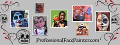 Halloween Party Entertainment. (professionalfacepainter) Tags: tustin halloween orangecounty irvine holiday october kids children fall harvest events socal party fun best entertaining skull oc happyhalloween professionalfacepainter event carnival church newport danapoint lagunahills missionviejo lakeforest