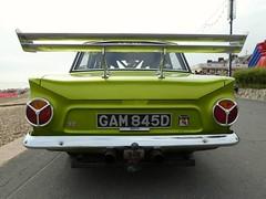 Ford Cortina Mk 1 (Peter M Garwood) Tags: felixstowe prom nasc customcar streetcar